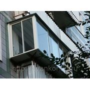 Балконы с выносом фото