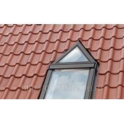 Мансардные окна Velux (Велюкс). Дополнительные верхние окна GID фото