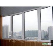 Балконы и лоджии из ПВХ и Алюминия фото