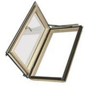 FWR Распашное термоизоляционное окно фото