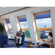 Мансардные окна Velux (Велюкс). GIL/GIU Неоткрывающиеся нижние элементы фото