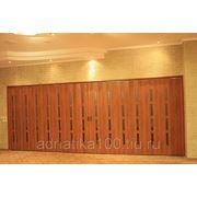 Двери гармошка -раздвижные перегородки от 60 до 397см фото