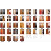 Межкомнатные двери МДФ / ПВХ от 6920 р. «под ключ» (двери усиленные) фото