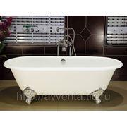 Ванна чугунная Novial Milagros 1676x765x475 фото