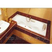 Акриловая ванна RAVAK Campanula ll 170х75