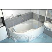 Акриловая ванна RAVAK Rosa 95 150х95 L/R фото