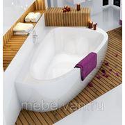 Акриловая ванна RAVAK Love Story II 196х139 L/R фото