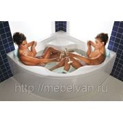 Акриловая ванна RAVAK Gentiana 140х140 фото