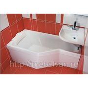 Акриловая ванна Ravak BEHAPPY 160х75 L/R