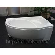 Ванна акриловая Акватек Бетта 150х95 фото