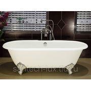 Ванна чугунная NOVIAL LUX Milagros 1676х765 фото