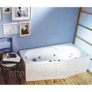Ванна акриловая PoolSpa GALA 140х75 фото