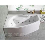 Акриловая ванна PoolSpa NICOLE 150х90 L/R фото