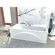 Ванна акриловая Акватек Феникс 170х75 фото