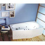 Ванна акриловая PoolSpa GALA 160х80 фото