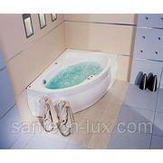 Акриловая ванна PoolSpa EUROPA 165х105 L/R фото
