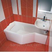 Акриловая ванна Ravak BEHAPPY 160х75 L/R C131000000