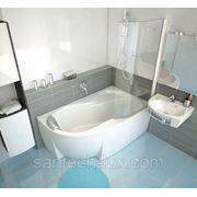 Акриловая ванна RAVAK Rosa 95 150х95 L/R C551000000 фото