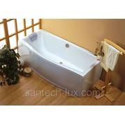 Акриловая ванна RAVAK Magnolia 180х75 C601000000 фото