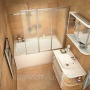 Акриловая ванна RAVAK Praktik N 150х85 C351000000 фото