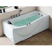 Акриловая ванна Gemy G9010 B фото