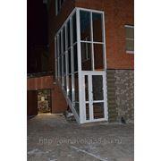 Алюминиевые двери, входные группы фото
