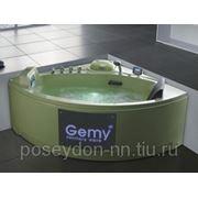 Акриловая ванна Gemy G9067 O фото