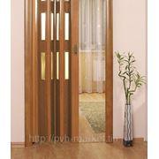 Двери-гармошки Фаворит (груша карат ) фото