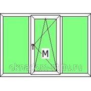 Окно ( тройник ) фото