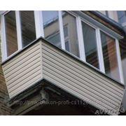 Пластиковые, Алюминиевые балконы и окна, Потолки, Двери, Перегородки фото