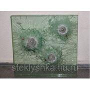 Бронированное окно (антивандальное, от СВД, Калашникова) фото