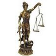 Услуги юристов, адвокатов по гражданскому праву, Юрист. фото
