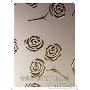 3D roses champagner pf met/Gold, с клеем фото