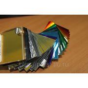Пластик акриловый 1220*2440*3 мм зеркальный зеленый фото