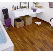 Паркетная доска для ванных комнат фото
