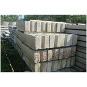 Фундаментные блоки (ФБС) фото
