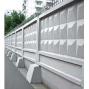 Ограды железобетонные фото