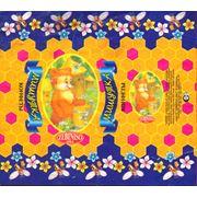 Конфеты вафельные «Мишутка» фото