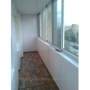 Советы по внутренней отделки балкона, с чего начать? фото