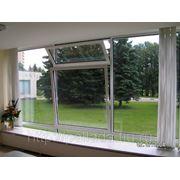 Алюминиевое окно фото