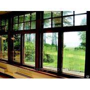 Алюминиево-деревянные окна Perla, итальянские алюминиевые окна Mixall, алюмодеревянные окна Краснодар фото
