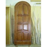 Межкомнатные деревянные двери № 6 фото