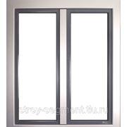 """""""Глухие, теплые"""" алюминиевые окна (NewTec SY68) фото"""