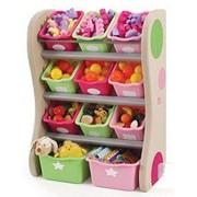 Детский шкаф для хранения игрушек
