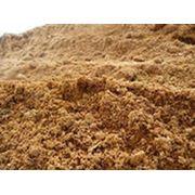 Песок речной карьерный горный