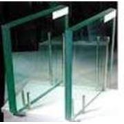 Бронированные стекла (триплекс). фото
