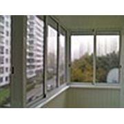 Алюминиевые окна в Зеленограде фото