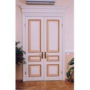 Дверь межкомнатная 9 филенчатая