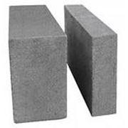 Блоки пескобетонные фото