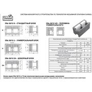 Блок тепло-звукоизоляционный для наружных стен -DSs 30/15 фото